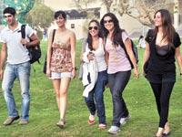 אוניברסיטה, סטודנטים / צלם: תמר מצפי